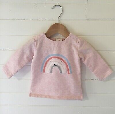 Seed Baby Rainbow Top Jumper - Size: 000 / 0-3 months (#D2506)