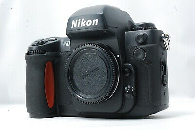 Nikon F100 35mm SLR Film Camera Body Only  SN2206604  **without BACK DOOR**