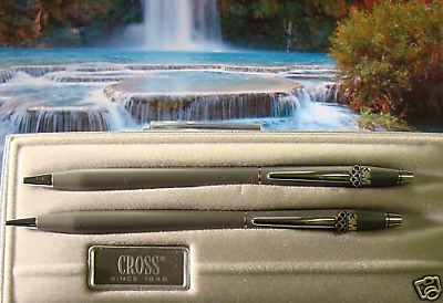Cross New Century Classic Pen Pencil Set 3M New