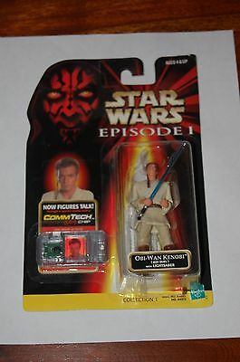 Obi Wan Kenobi Jedi Duel-Star Wars The Phantom Menace-MOC