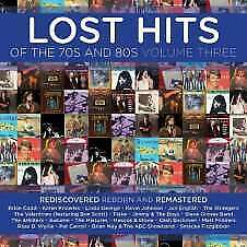 Various - Lost Hits Of The 70S & 80S, Vol. 3 (CD)
