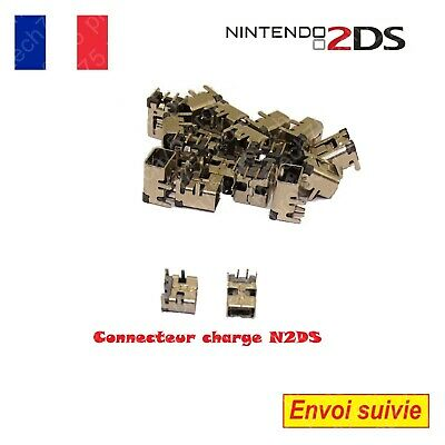 1x prise alimentation nintendo 2DS Port Socket Jack Connecteur de Charge power