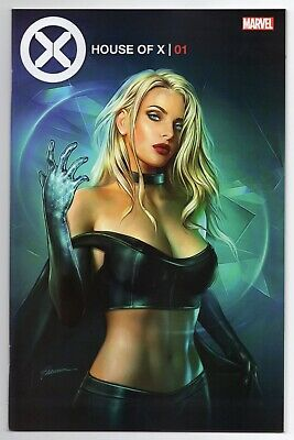 House of X #1 - Shannon Maer trade dress variant - NM