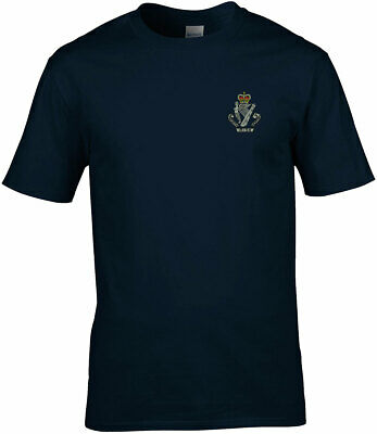 North Irish Horse - Army - Licensed Embroidered T-Shirt