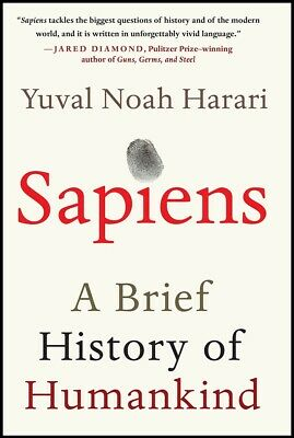 Sapiens: A Brief History of Humankind - [Audiobook]