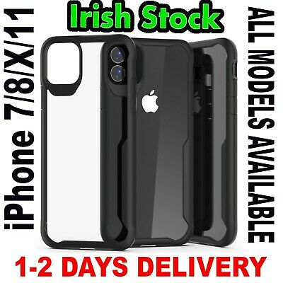 ✅ CASE For iPhone 7 8 X 11 Pro XR 5.8 and 6.1 Cover Skin Heavy Duty Quality✅