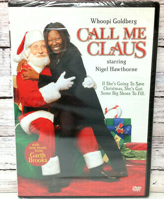 CALL ME CLAUS, NEW / SEALED DVD, Fast Free Shipping.