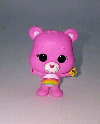 Funko Pocket POP! Care Bears CHEER BEAR (Box Lunch Cereal Exclusive) 2019