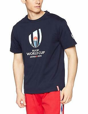 CANTERBURY JAPAN Rugby RWC World Cup 2019 TEE Jersey 2019 Navy