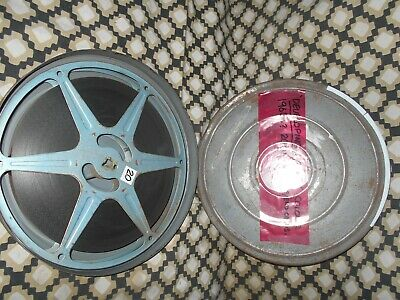 16 mm Colour Film: Developing Africa - 1960's (20 mins).