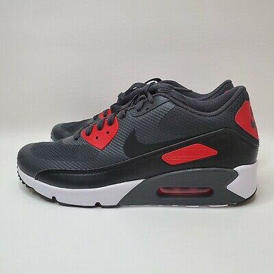 NIKE AIR MAX 90 Ultra 2.0 Essential Men's Size 12 Anthracite