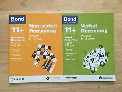 Bond 11+: Verbal & Non -Verbal Reasoning & : Puzzles: 9-12 years (11 Plus)