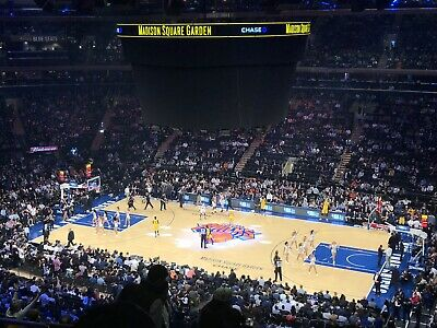 New York Knicks vs Cleveland Cavaliers Tickets Section 226, Row 12 - 11/18/19