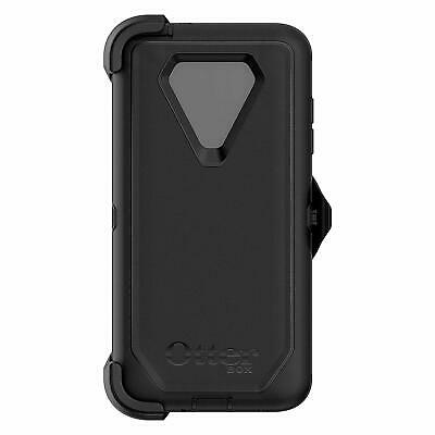 New OtterBox Defender Phone Case for LG G6 WITH HOLSTER - BLACK