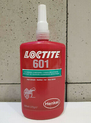 REAL UK LOCTITE 601 High strength, retaining compound 250ml