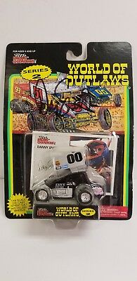 1994 Racing Champions #00 Danny Smith Smith 1/64 sprint car Autographed Signed