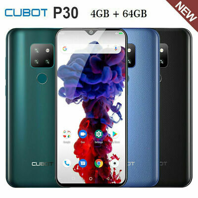 "OUKITEL C17 Pro 4GB+64GB 6.35"" 4G Smartphone Android 9.0 Octa Core Face Unlocked"