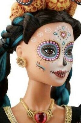 Barbie Dia De Los Muertos Doll 2019 Day of The Dead NEW IN HAND READY TO SHIP!