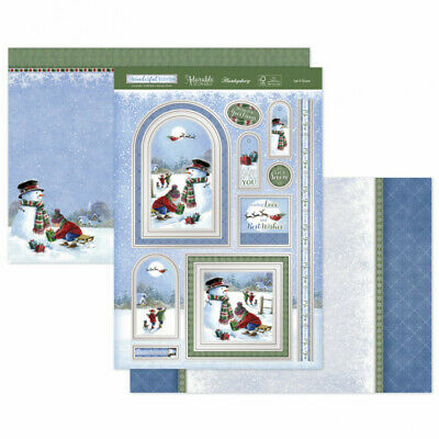 "Hunkydory Kit - "" Let It Snow  """