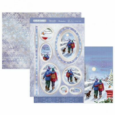 "Hunkydory Kit - "" A Winters Walk  """