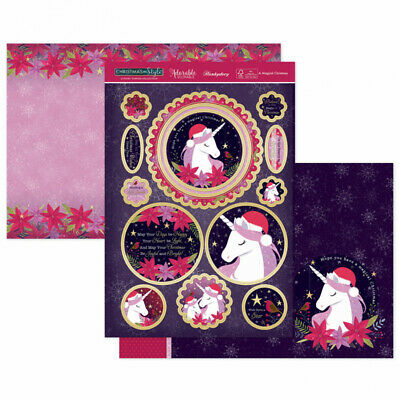 "Hunkydory Kit - "" A Magical  Christmas   """