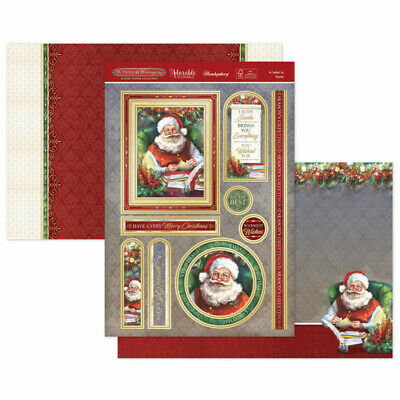 "Hunkydory Kit - "" A Letter To Santa  """