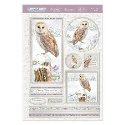 "Hunkydory Kit - "" A Wise Owl Winter  """