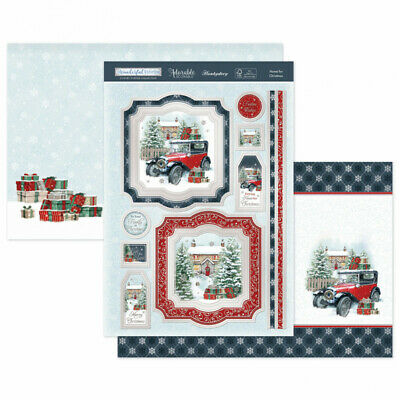 "Hunkydory Kit - "" Home For Xmas """