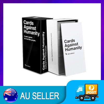 Cards Against Humanity Australian Edition 2.0 Main Set Free Shipping SALE On NOW