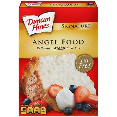 Duncan Hines Angel Food 16 oz (Fat Free)
