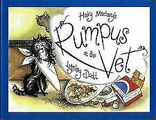 Hairy Maclary's Rumpus At The Vet By Lynley Dodd Brand New Hardcover