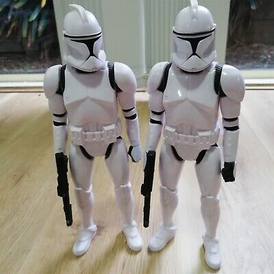 clone trooper action figure 2012 lfl 30cm tall