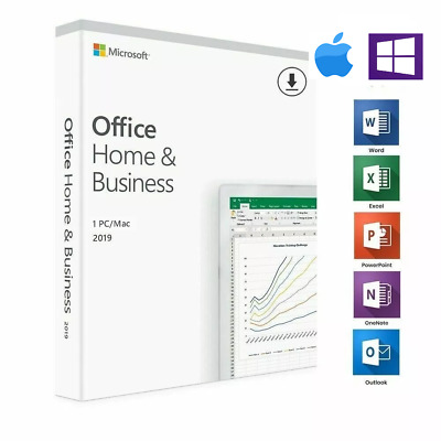 Microsoft Office for Mac Office 2019 Home&Business For Mac Activation Key
