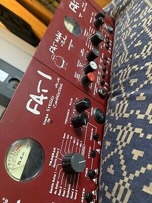 Tl-audio Fatman Compressor 1+2 Rack