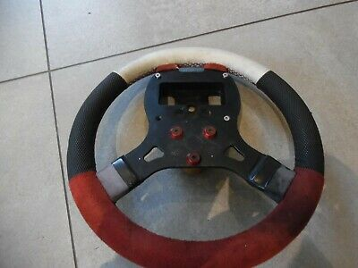 Alfano steering wheel - Pro model - early model / Go kart