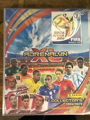 Panini Adrenalyn XL Fifa World Cup South Africa 2010 Approx. 86 Cards
