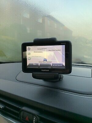 Tomtom Blue and Me Sat Nav For Fiat And Alfa Romeo