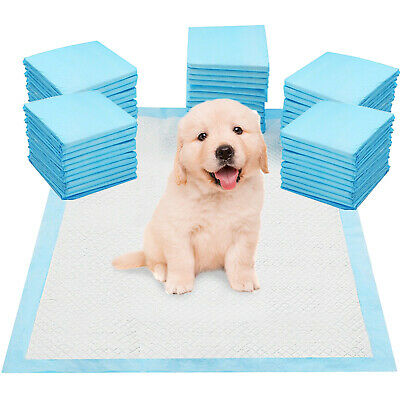Dog Puppy Extra Large Training Pads Pad Wee Wee Floor Toilet Mats 56 x 56cm 200