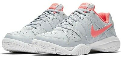 100% genuine amazing price release info on NIKE CITY COURT 7 (GS) Girls Tennis Shoes (Pure Platinum/Hot ...