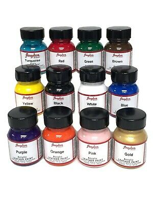 Angelus 1 oz Paint Starter Kit 12 Pack (A720)