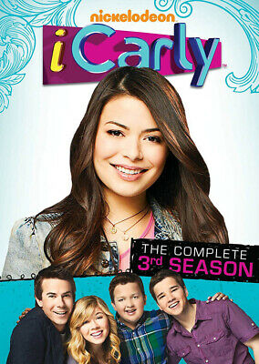 Icarly - The Complete (3Rd) Third Season (Dvd)