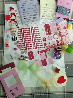 Card making embellishments NEW