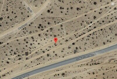 NO RESERVE: 20 Mule Team Parkway MOJAVE, CALIFORNIA LOT