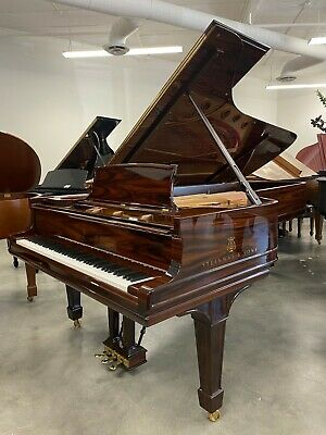 Steinway D Concert Grand Piano 9' Polished Rosewood