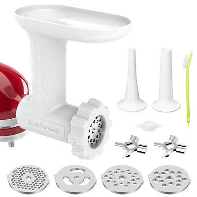 ANTREE MEAT GRINDER Attachment for KitchenAid Stand Mixer ...