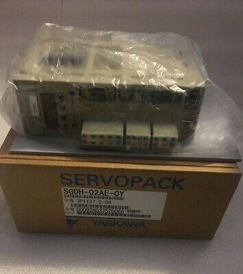 One New In Box YASKAWA SGDH-02AE-OY Servo Drive