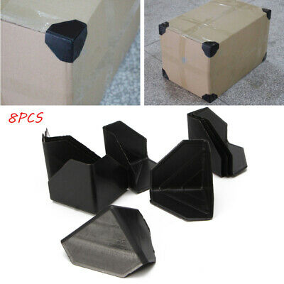 8PCS Plastic Furniture Corner Protectors Edge Corner For Shipping Boxes  B