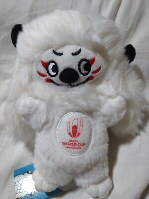 Rugby 2019 World Cup RWC2019 Official Mascot Ren-G G Plush Doll S JP F/S Gift