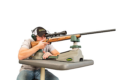 Caldwell Steady NXT Rifle Pistol Adjustable Outdoor Shooting Rest Bench Cradle