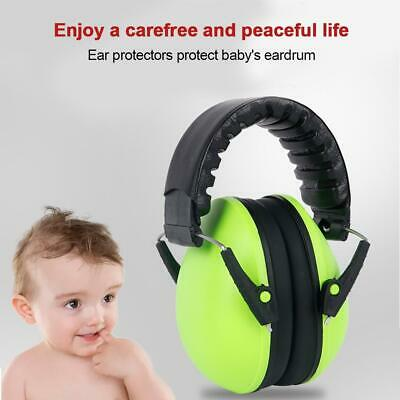Autism Baby Kid Toddler Ear Defenders Earflap Noise Reduction Shooting Earpluff